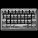 Dark Metal Keyboard Theme by Mobile Premium Themes