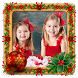Merry Christmas Photo Frames by Photo Montage Pic Frames