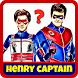 Danger Captain Henry by AndroiDev Inc