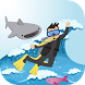 Fishing Sharks Game by TNN Salon