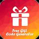 Free Gift Code Generator by Free Gift Code Generators