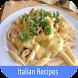 Italian Recipes Easy by melanie app