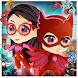 Super Girls Masks Adventures by Bulurokeng