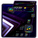Cool Purple Mobile Theme by Luxury Mobile Themes