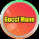 Gucci Mane Hip Hop Rap 2017 by DNAppStudio