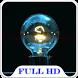 Bulb Live Wallpaper