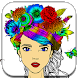 Pasteld : Coloring Book For Adults by Gamelabb
