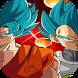 Super Goku Saiyan Puzzle Game by noxicdev