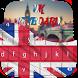 Uk British Keyboard Theme by Golden Studio