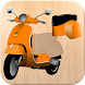 Car & Vehicles Puzzle for Kids by Abuzz