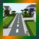 School and Neighborhood. Map for MCPE by shaokingling