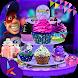 DIY Galaxy Cupcake Maker Chef by KAF Enterprises