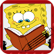 how to draw Spongebob characters by kids color