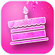 Happy Birthday Cards by Super Cool Girl Games and Apps Free