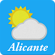 Alicante - el tiempo by Dan Cristinel Alboteanu