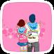 Love Couple Wallpaper Theme by Heartful Theme