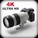 HD Camera : DSLR Ultra 4K HD Camera by World Dex