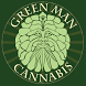 Green Man Cannabis by AppRooster