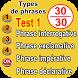 Apprendre les types de phrases by prodevapp