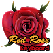 Red Rose Keyboard by liupeng