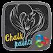 Chalk Painting Go Launcher Theme