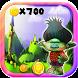 Super Troll Jungle Run by adventures run games