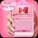 Cute Pink New keyboard by Ajit Tikone