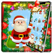 Shiny Bells Xmas Santa Theme by Android Themes by PIXI