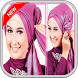 Tutorial Hijab Pesta by HelioCawang
