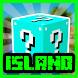 Map Lucky Island MCPE by BailaMod