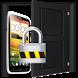 door screen lock with password by White Hills Apps