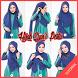 Tutorial Hijab Syar'I Pesta 2017 by Woochi Developer