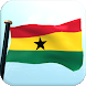 Ghana Flag 3D Live Wallpaper by I Like My Country - Flag