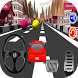 Driving Car Between Obstacles by prodevapp