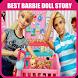 Best Barbie Doll Story by Rizkids