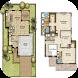 Minimalist Home Plan by Cindy Kendrick