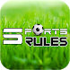 Sports Rules by Boredbees Tech Solutions India Pvt. Ltd.