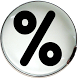 Percentage Calculator by Gnet Ventures