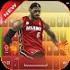 LeBron James Keyboard Basketball by sport app ©