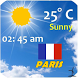 Paris Weather by Smart Apps Android