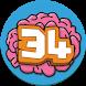 34 Puzzles : enigma's game