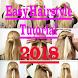 Easy Hairstyle Tutorial 2018 by Kim Oke