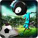 Stickman Heroes : Soccer Hero by ViMAP Runner Fun Games