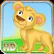 Lion Kid Adventure by Project Alpha Super