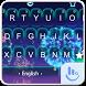 Live 3D New Year 2018 Keyboard Theme by Fashion Cute Emoji