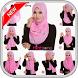 Tutorial Hijab Segi Empat by BerkahMadani