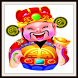 Chinese New Year God of Wealth by Claapp