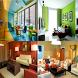 Combination paint color living room ideas by Desaindevapp