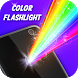 Color Flashlight - Torch LED Flash by Creative Tool Apps