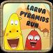 Larva Pyramids Run by Mo4Apps